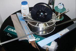 Рапид предлага материали за заваряване и спояване