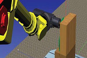 Eureka Robot - управление на роботи за фрезови приложения