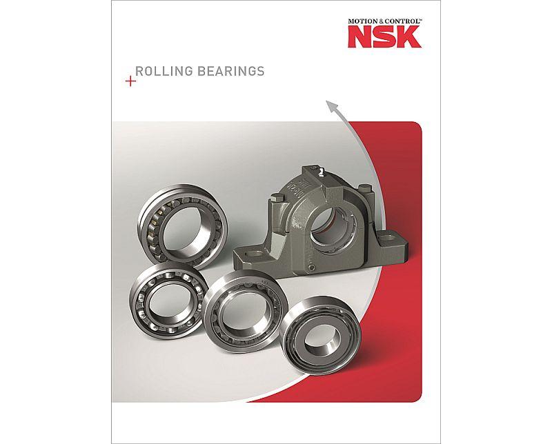 NSK с нов актуализиран каталог за <strong>търкалящи</strong> <strong>лагери</strong>
