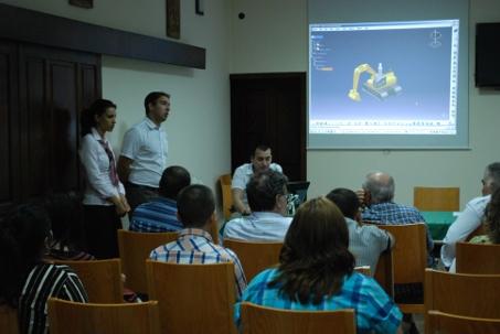Проведе се научна конференция Машинни науки 2012
