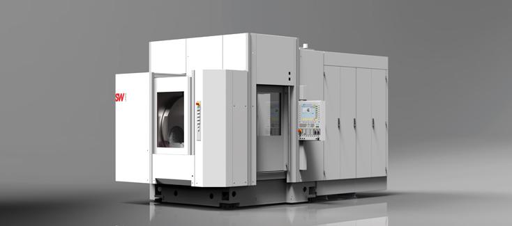 Bosch Rexroth представи високопрецизни ролкови направляващи системи RSHP за обработващи центри