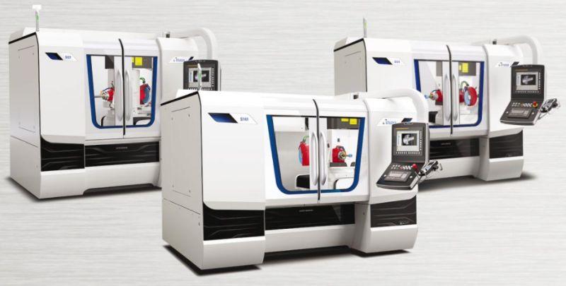 Радиусношлифовъчни машини S121, S131 и S141 от Studer