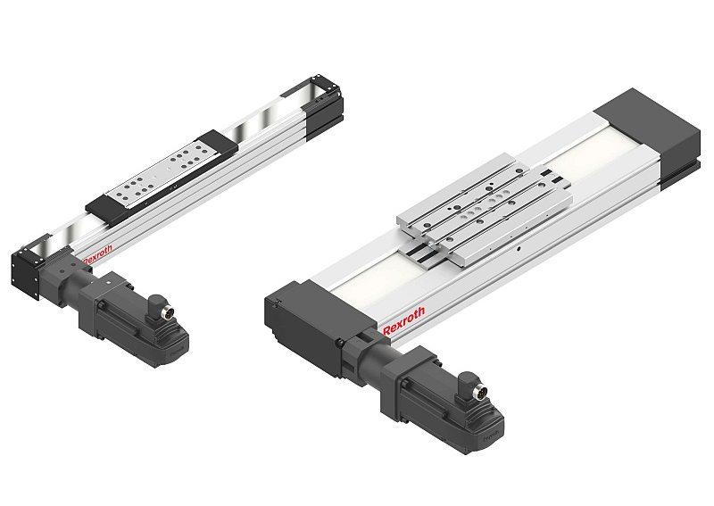 Нови серводвигатели за осите със зъбно-ремъчна предавка на Rexroth