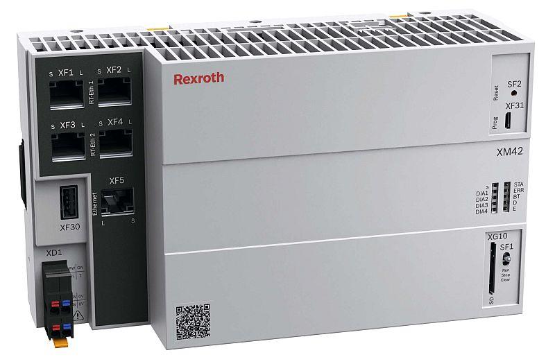 Rexroth представи новото микропроцесорно управление XM42