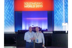 ДиТра с поредно признание на SolidWorks World 2019