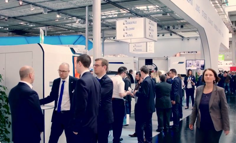 UNITED GRINDING Group представя 15 машини на EMO Hannover 2019