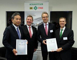 Schaeffler и DMG Mori сключиха споразумение за партньорство