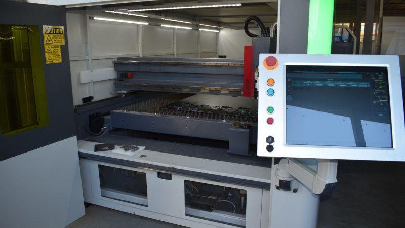 Класик Метал купи нова машина за <strong>лазерно</strong> <strong>рязане</strong> с европейско финансиране