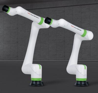 <strong>Колаборативни</strong>те <strong>роботи</strong> CR и CRX за фармацевтичната индустрия и производството