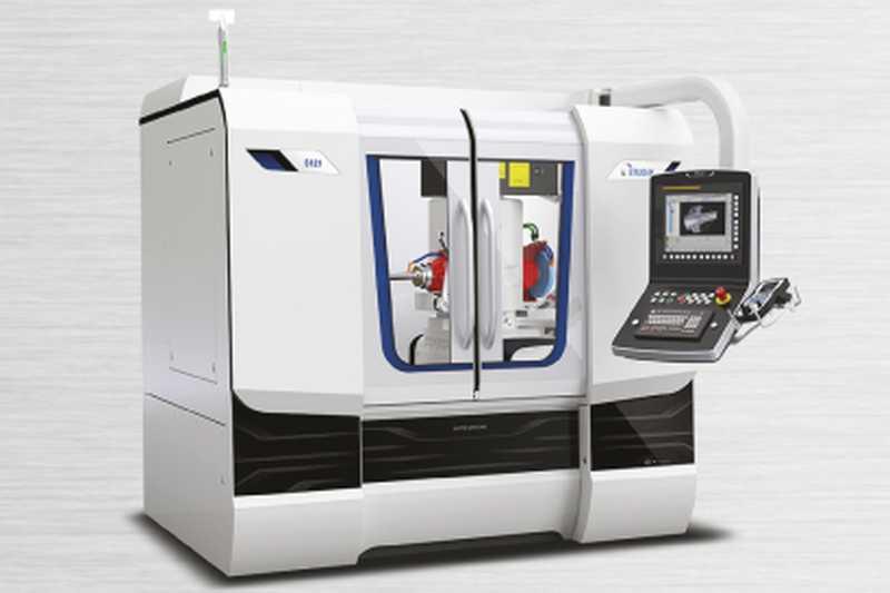 Новата радиусношлифовъчна машина S121