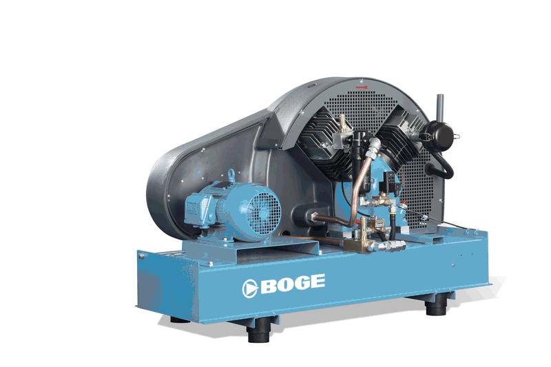 Бутални <strong>компресори</strong> серия SR 710-SRH 1250 от BOGE Kompressoren