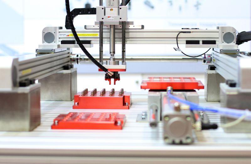 Високотехнологични решения за поддръжка на машини на MachTech&InnoTech 2019