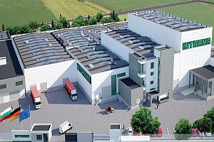 Интрама стартира изграждането на нова производствена база