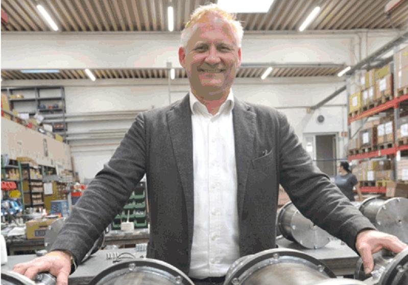 Der Standard публикува интервю с главния изпълнителен директор на SCHIEBEL
