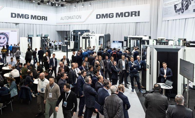 <strong>DMG</strong> <strong>MORI</strong> отново регистрира рекордно успешна година