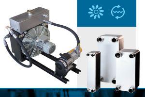Въздушни охладители и топлообменници по собствена разработка