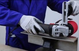 <strong>Металообработка</strong> с полираща машина CIBO FiniMaster PRO