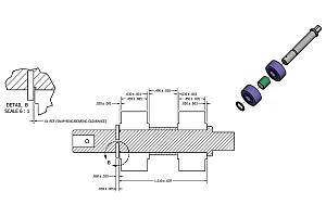 Нова функционалност за анализ на размерни вериги в Autodesk Inventor