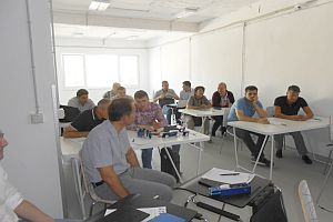 Vuototecnica и ЛД проведоха съвместно обучение