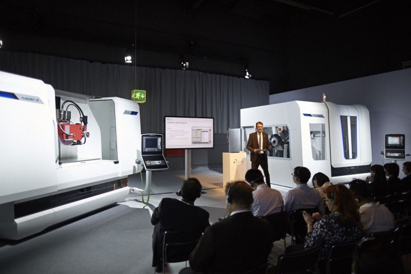 Три продуктови премиери на Grinding Symposium 2019