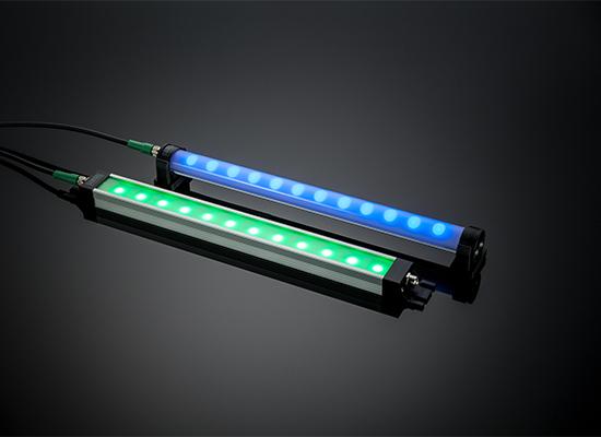 Усъвършенствана серия LED осветители ELN-RGBW