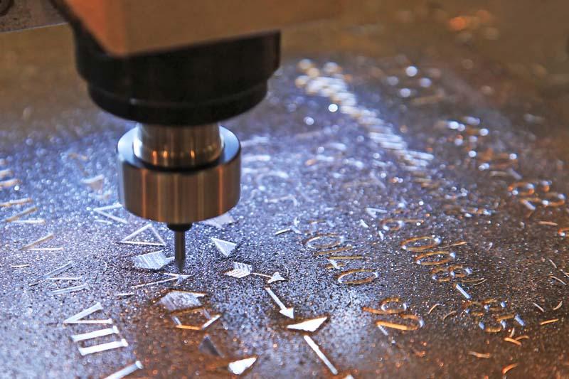 Германски производител на CNC гравиращи машини и фрези търси партньори