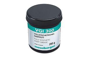 Напълно синтетична инертна грес без PTFE