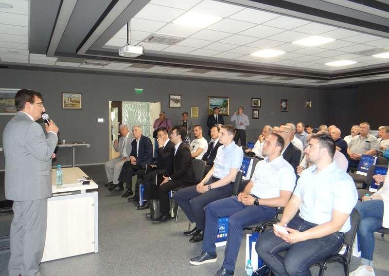 Какво се случи на срещата Дигитализацията като основа на Индустрия 4.0 вчера в сградата на РАИС