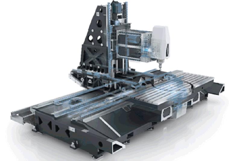 DMG MORI представи иновативната фрезова машина с подвижна колона DMF 200|8