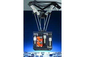 Ценово изгодна автоматизация – делта робот като модулен комплект