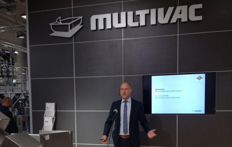 Мултивак планира разширяване на производствените мощности в Източна Европа