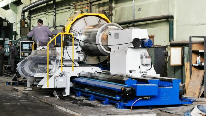 <strong>Центромет</strong> въведе в експлоатация ново оборудване със средства по ОПИК