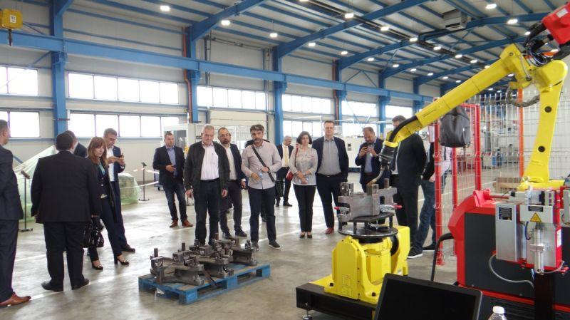 РАИС запозна членове на Аутомотив Клъстер България с продуктовата си гама
