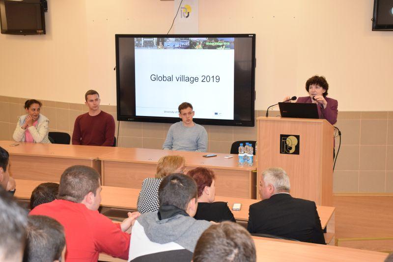 РУ представи международната си дейност в областта на машинознанието