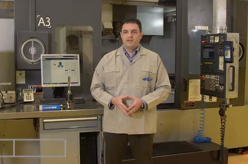 Повишаване на производителността при пробиване с LOGIQ-3-CHAM от ИСКАР