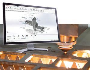SolidWorks с нова поредица е-книги за подобряване на връзката между проектиране и производство