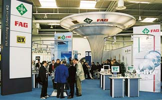 Schaeffler с Industry 4.0 решения на Hannover Messe