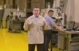 По-висока производителност при обработка на суперсплави и Ni-материали с ИСКАР