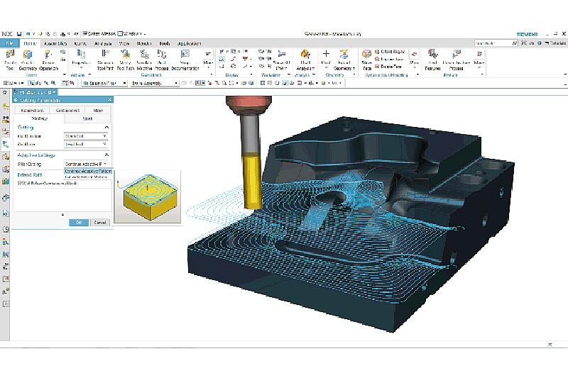 Спейскад проведе уебинари за функциите на Solid Edge 2021 и производствената система <strong>Siemens</strong> NX CAM
