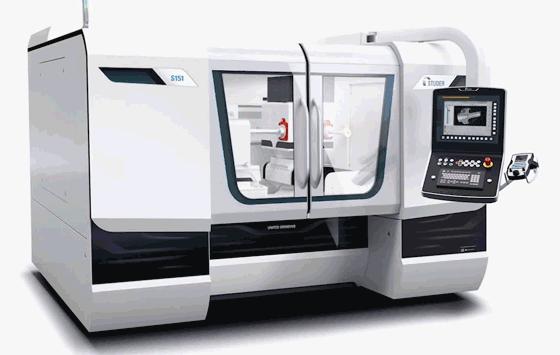 Универсалнa вътрешношлифовъчна машина Studer S151