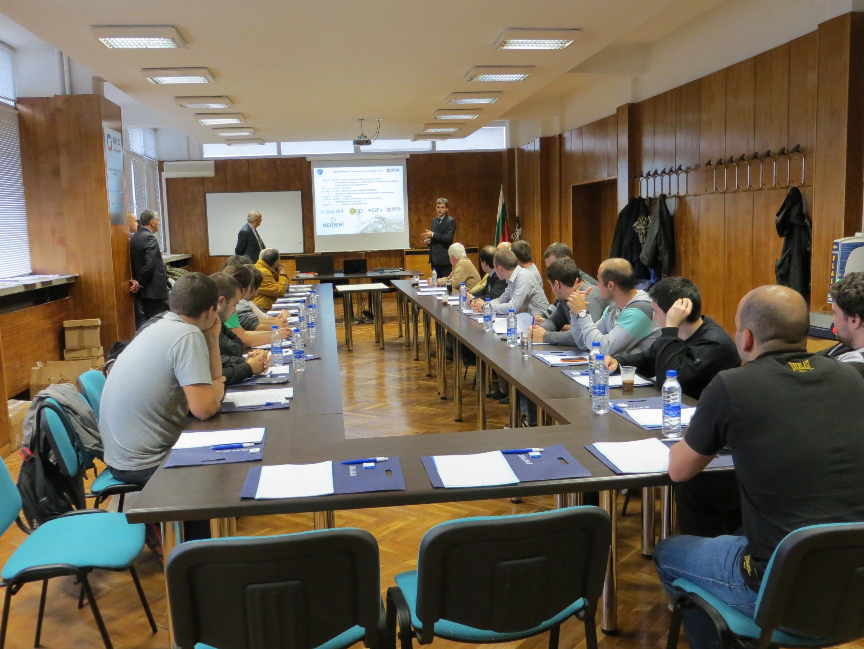 Специалисти, студенти и преподаватели посетиха семинарите на Галика в ТУ Варна и ТУ София