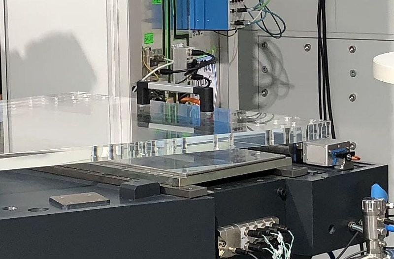 Bosch Rexroth направи демонстрация на интелигентна <strong>машинна</strong> основа
