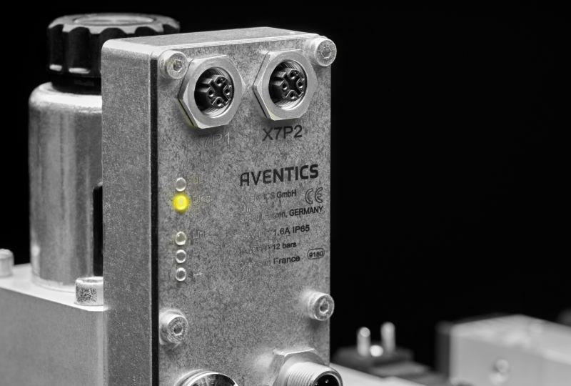 <strong>Aventics</strong> представи ново пневматично решение за производството на PET бутилки