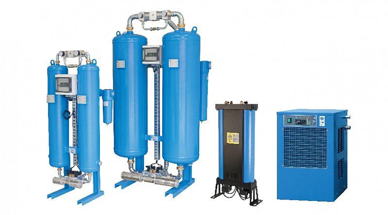 Усъвършенствани адсорбционни изсушители <strong>OMEGA</strong> AIR