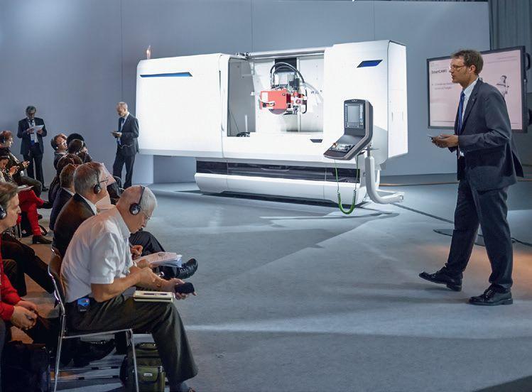 Grinding Symposium 2019 представя бъдещето на прецизната механична обработка