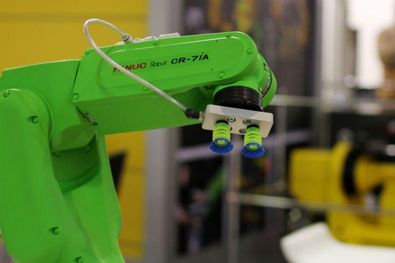 MachTech&InnoTech Expo 2019 с акцент върху роботизацията