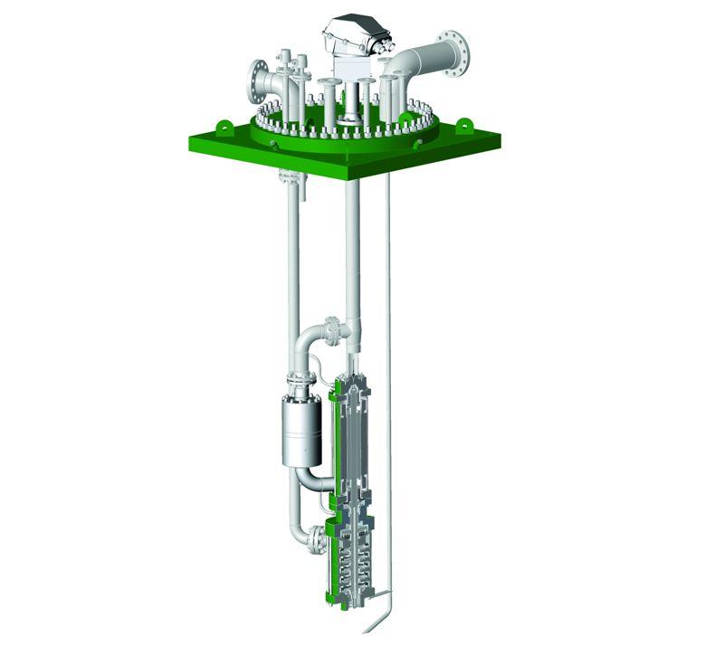 HERMETIC Pumpen достави херметични помпи на нефтопреработваща фирма в Германия