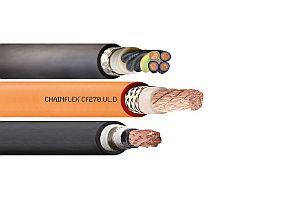 Гъвкави захранващи кабели за динамични приложения