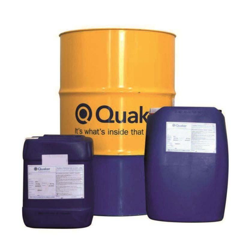 Полусинтетична смазочно-охлаждаща течност QuakerCool 3520 H