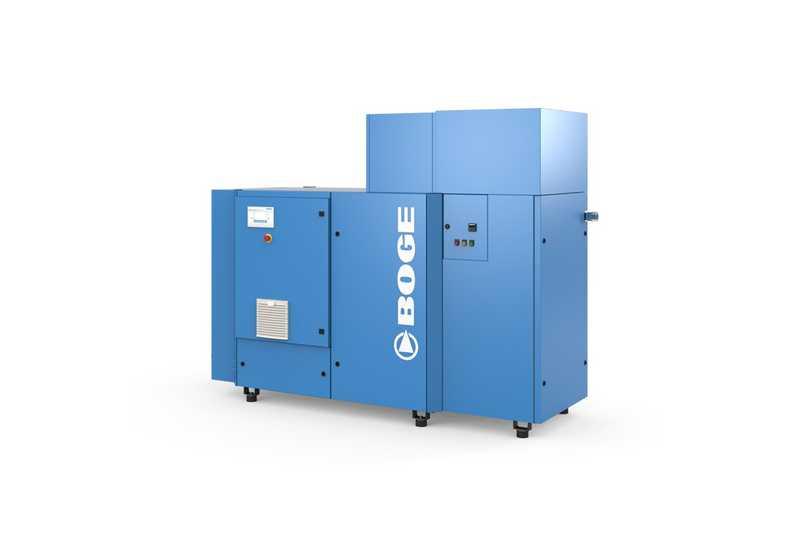 <strong>Компресори</strong> Bluekat SLF до 30 kW от BOGE Kompressoren
